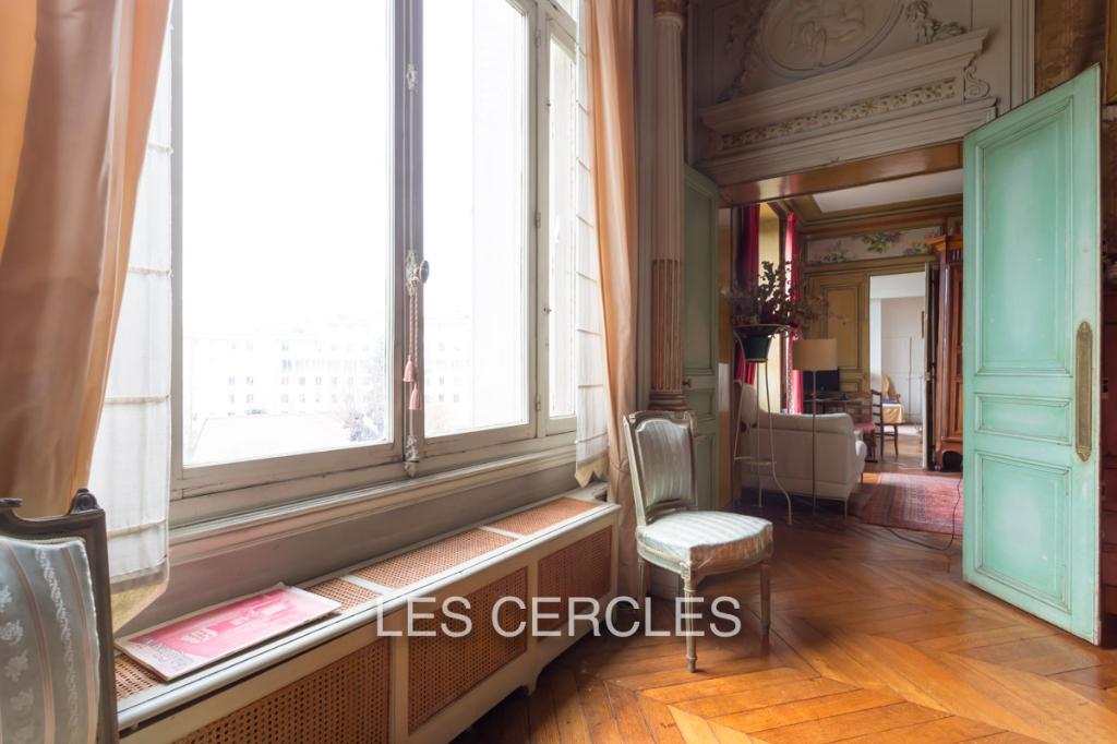 Agence les Cercles - Le Vésinet -  Appartement  6 pièces de 150 m²