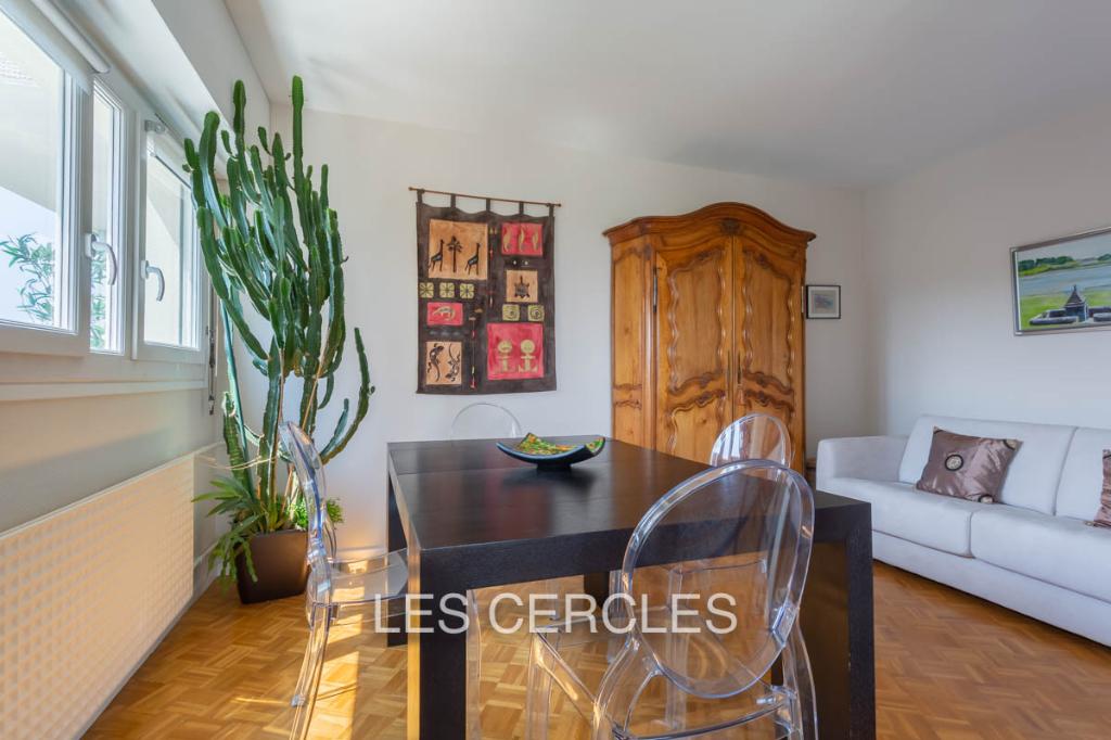Agence les Cercles - Le Vésinet -  Appartement  3 pièces de 66 m²