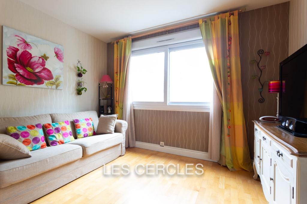 Agence les Cercles - Le Vésinet -  Appartement 3 pièces de 55 m²
