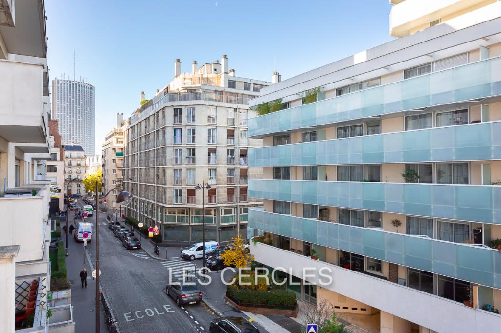 Agence les Cercles - Le Vésinet -  Appartement 3 pièces de 76 m²