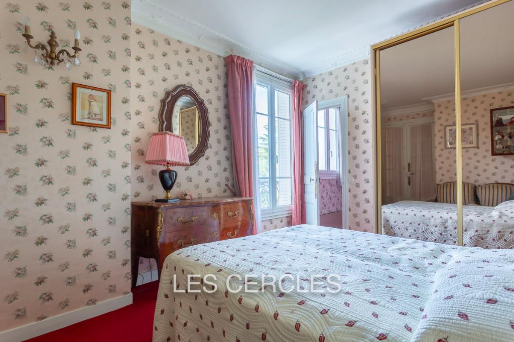 Agence les Cercles - Le Vésinet -  Appartement 4 pièces de 70 m²