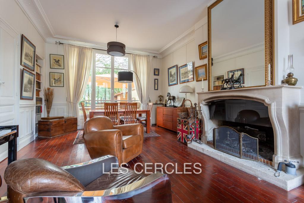 Agence les Cercles - Le Vésinet -  Propriété 8 pièces de 240 m²