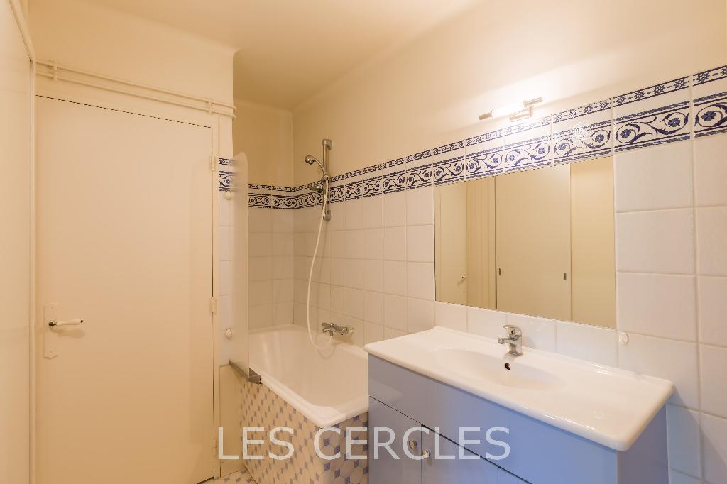 Agence les Cercles - Le Vésinet -  Appartement 2 pièces de 40 m²