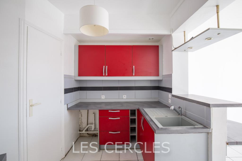 Agence les Cercles - Le Vésinet -  Appartement 2 pièces de 27 m²
