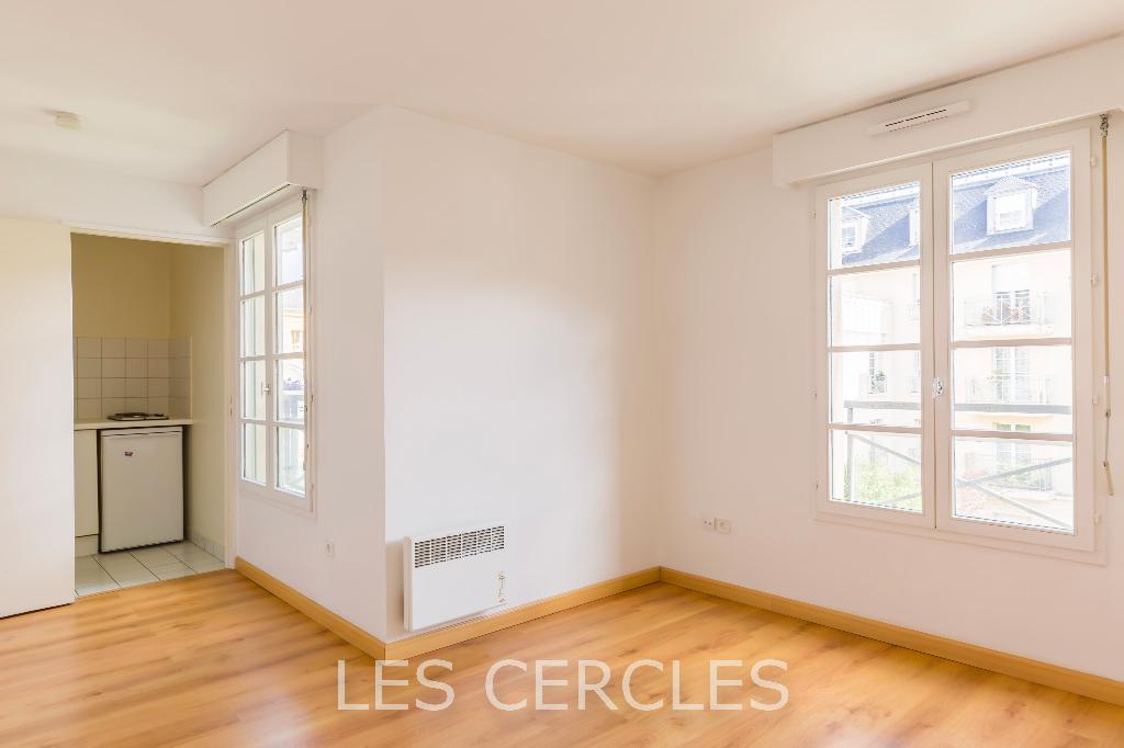 Agence les Cercles - Le Vésinet -  Appartement 1 pièce de 27 m²