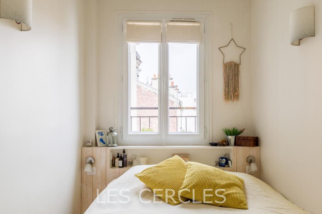 Agence les Cercles - Le Vésinet -  Appartement 3 pièces de 50 m²