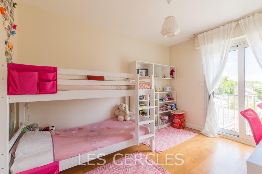 Agence les Cercles - Le Vésinet -  Appartement 3 pièces de 64 m²