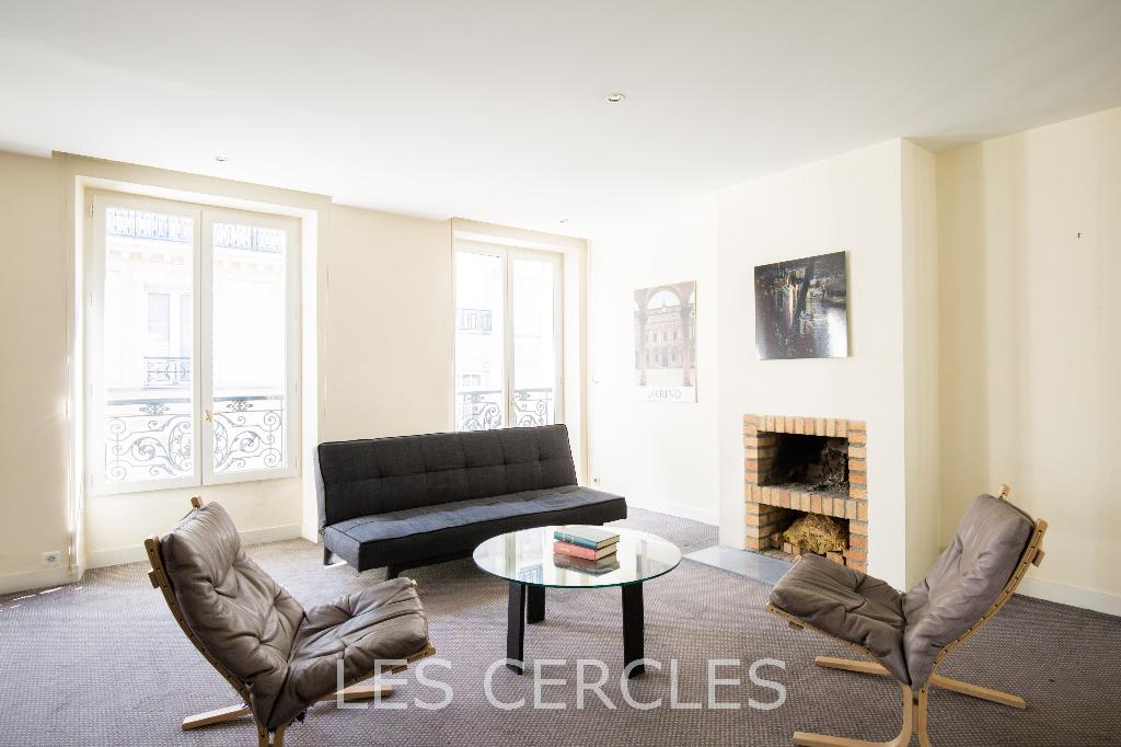 Agence les Cercles - Le Vésinet -  Appartement 2 pièces de 64 m²