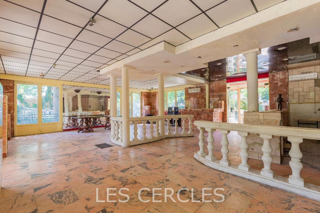 Agence les Cercles - Le Vésinet -  Murs de restaurant / Local commercial de 567 m²