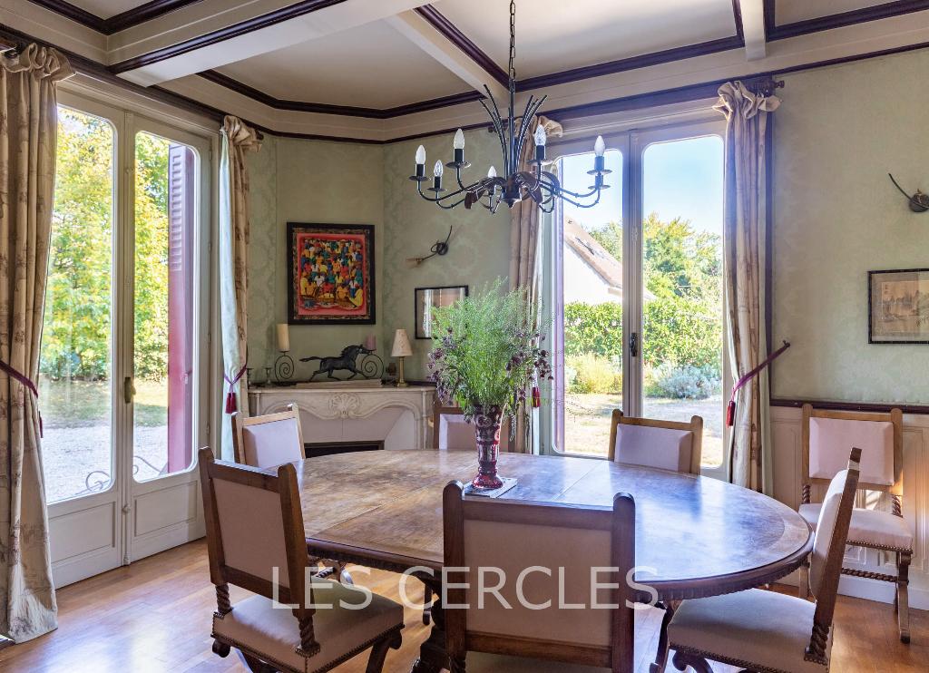 Agence les Cercles - Le Vésinet -  5 bedroom house 270 m²