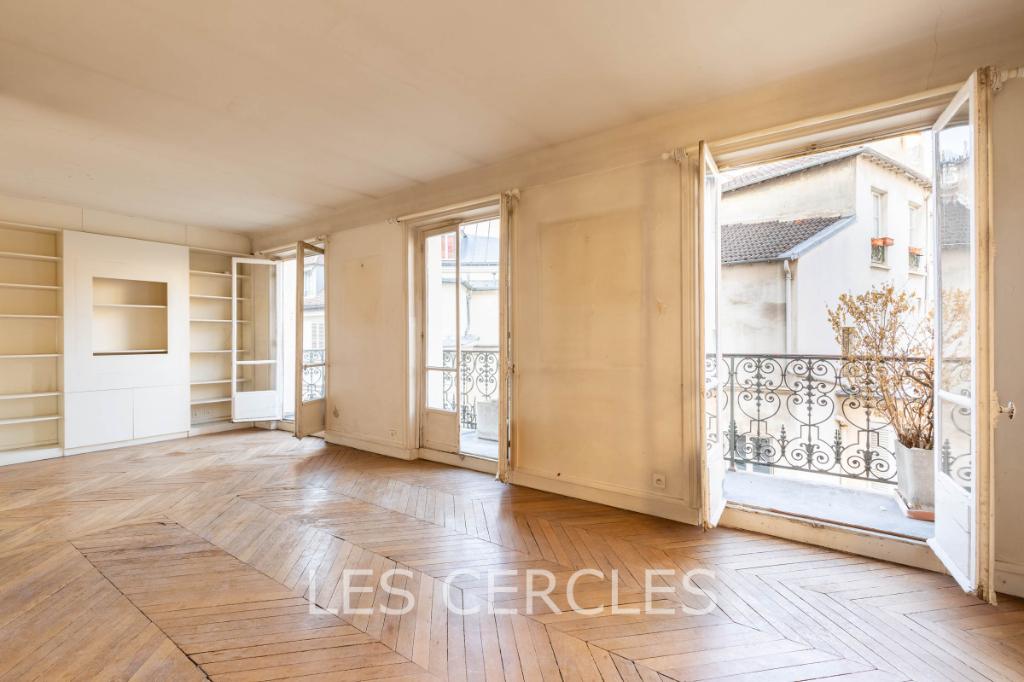 Agence immobilière Le Vésinet - Appartement 5 pièces de 83 m² - PARIS