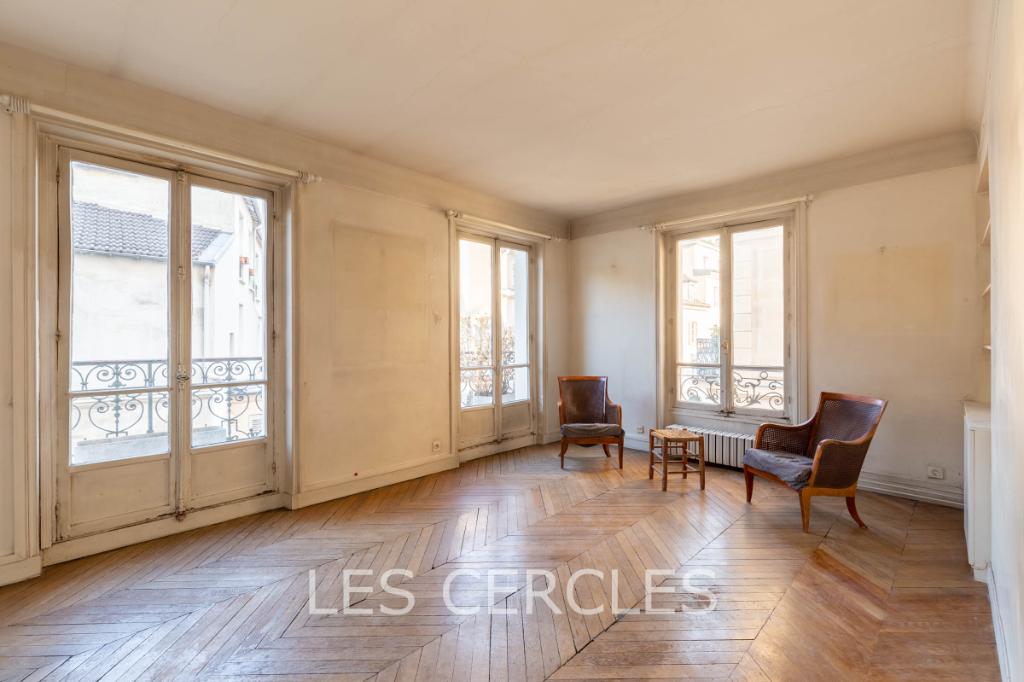 Agence les Cercles - Le Vésinet -  Appartement 4 pièces de 83 m²