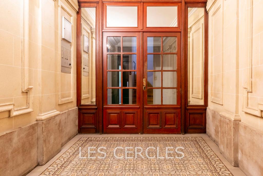 Agence les Cercles - Le Vésinet -  Appartement 2 pièces de 19 m²