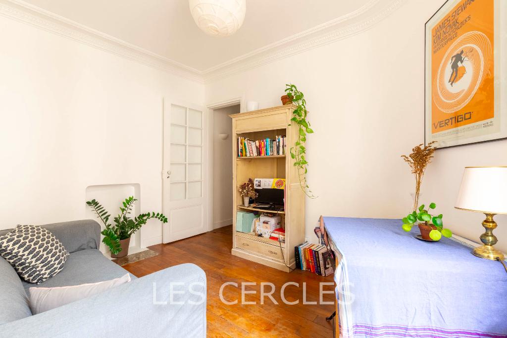 Agence les Cercles - Le Vésinet -  Appartement 2 pièces de de 19 m²