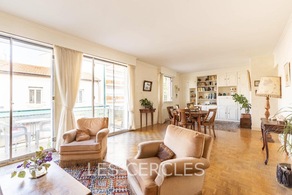 Agence les Cercles - Le Vésinet -  Appartement 6 pièces de 115 m²