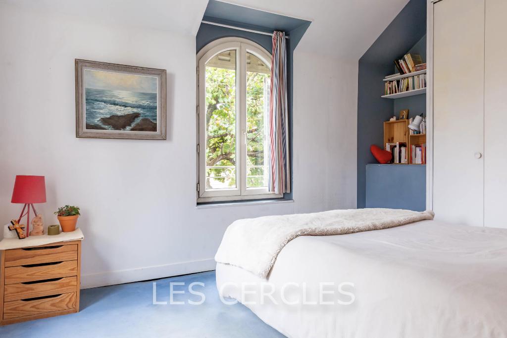 Agence les Cercles - Le Vésinet -  Maison 5 pièces de 110 m²