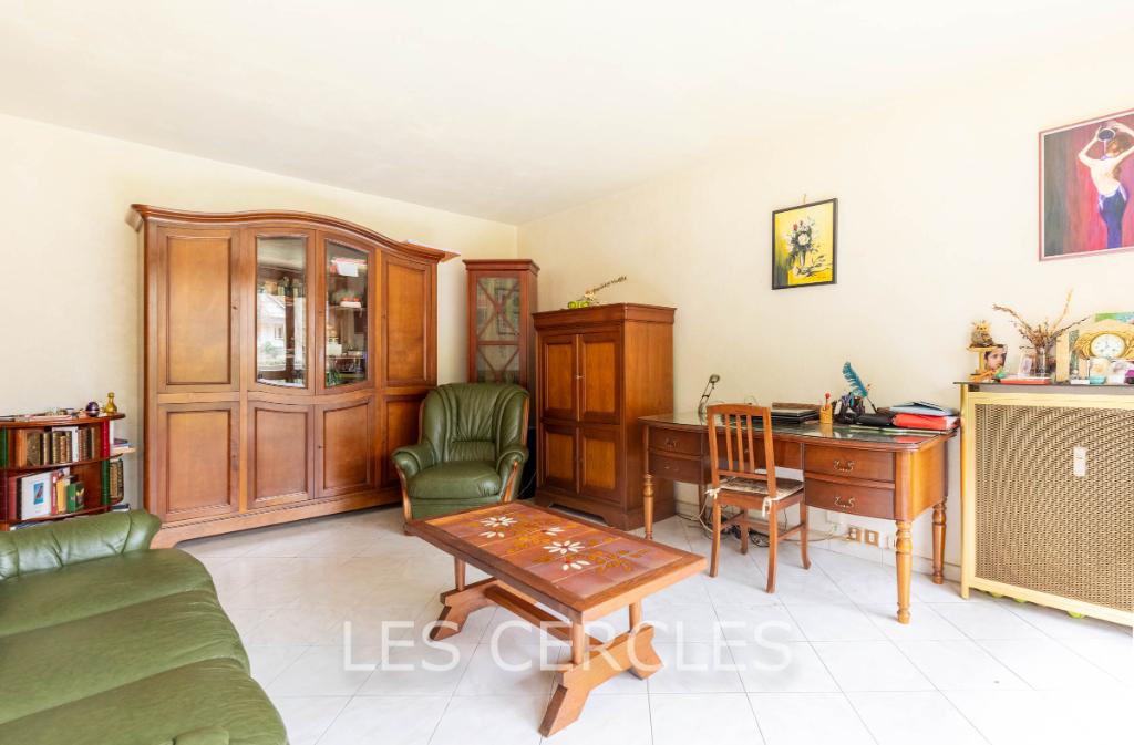 Agence les Cercles - Le Vésinet -  Appartement 3 pièces de 68 m²