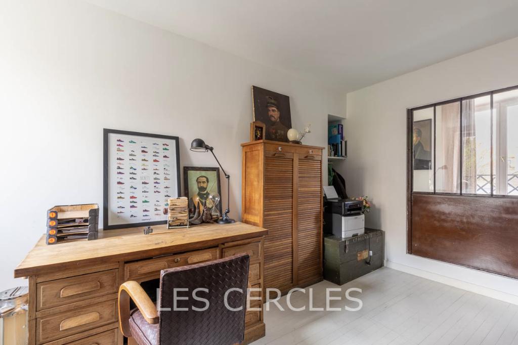 Agence les Cercles - Le Vésinet -  Maison 6 pièces de 196 m²