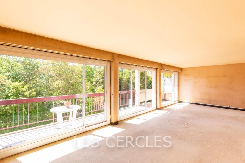 Agence immobilière Le Vésinet - Appartement 5 pièces de 95 m² - SAINT GERMAIN EN LAYE
