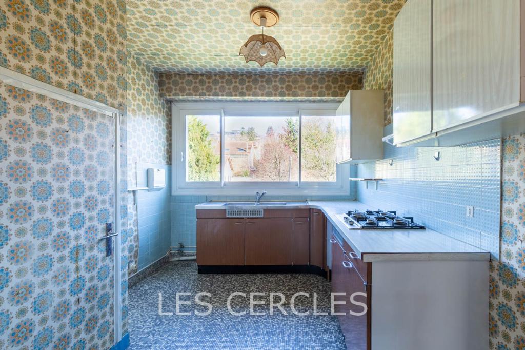 Agence les Cercles - Le Vésinet -  Appartement 5 pièces de 95 m²