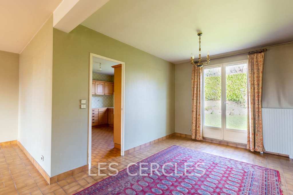 Agence les Cercles - Le Vésinet -  Maison 7 pièces de 163 m²