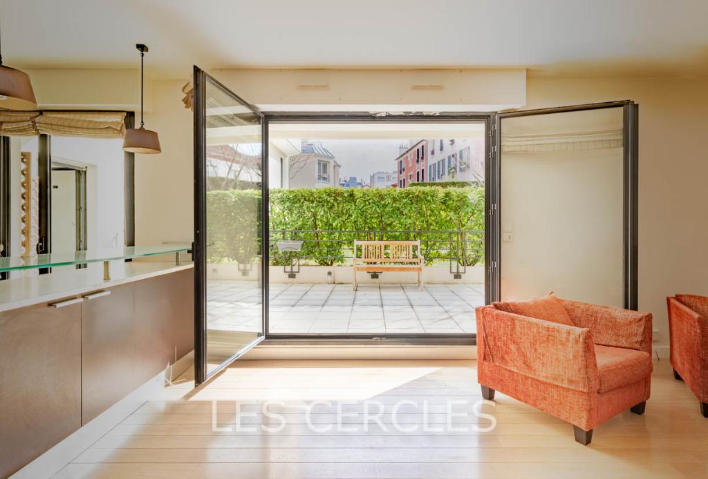 Agence les Cercles - Le Vésinet -  Appartement 4 pièces de 85 m²