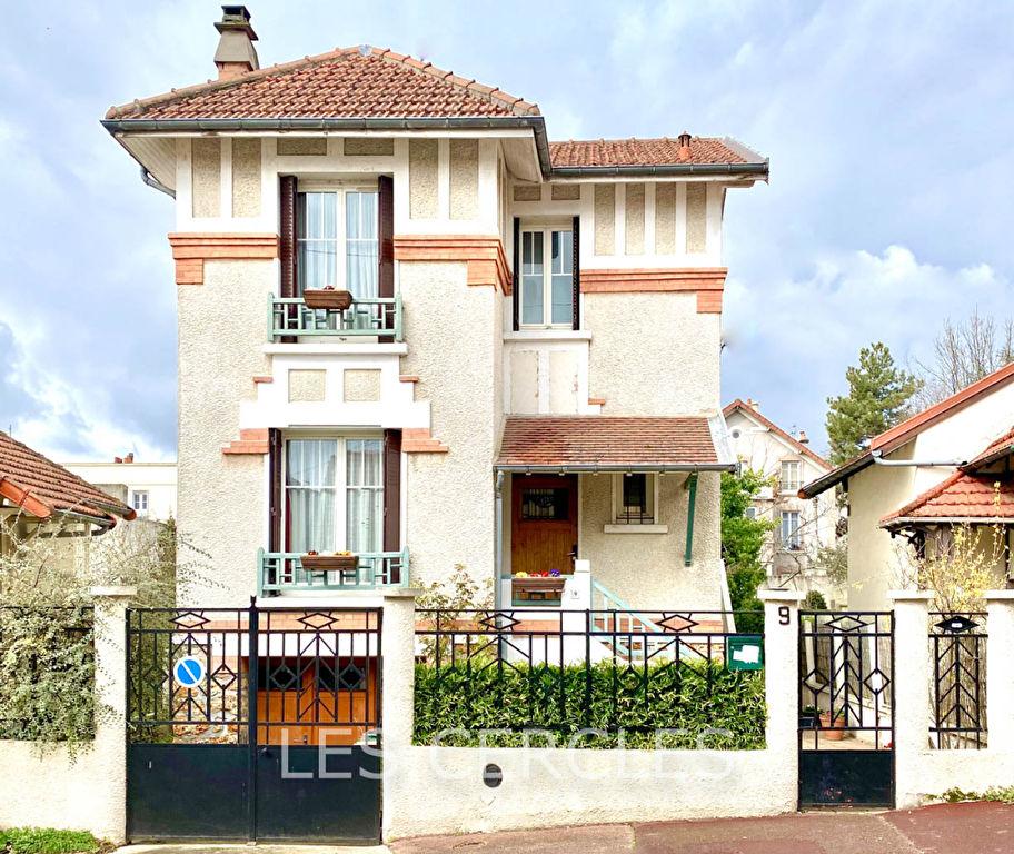 Agence immobilière Le Vésinet - Maison 5 pièces de 103 m² - BAGNEUX