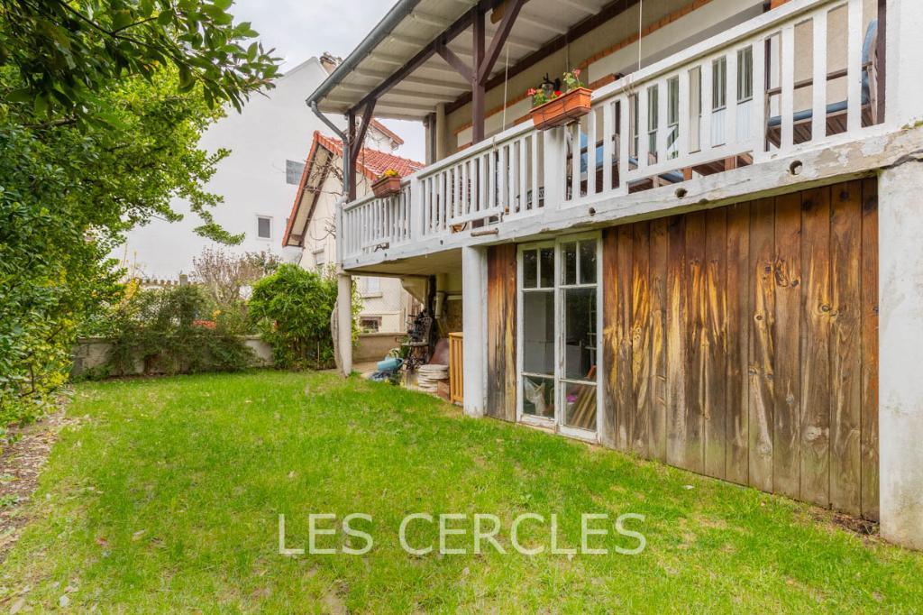 Agence les Cercles - Le Vésinet -  Maison 5 pièces de 103 m²