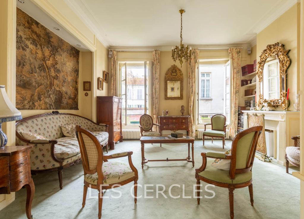 Agence immobilière Le Vésinet - Duplex 4 pièces de 85 m² - VERSAILLES