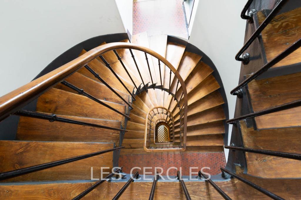 Agence les Cercles - Le Vésinet -  Appartement 2 pièces de 36 m² en viager