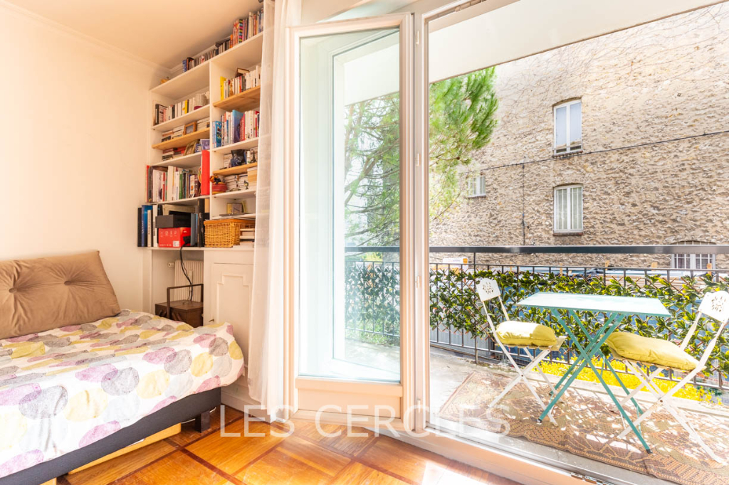 Agence immobilière Le Vésinet - Appartement 3 pièces de 65 m² - BOURG LA REINE