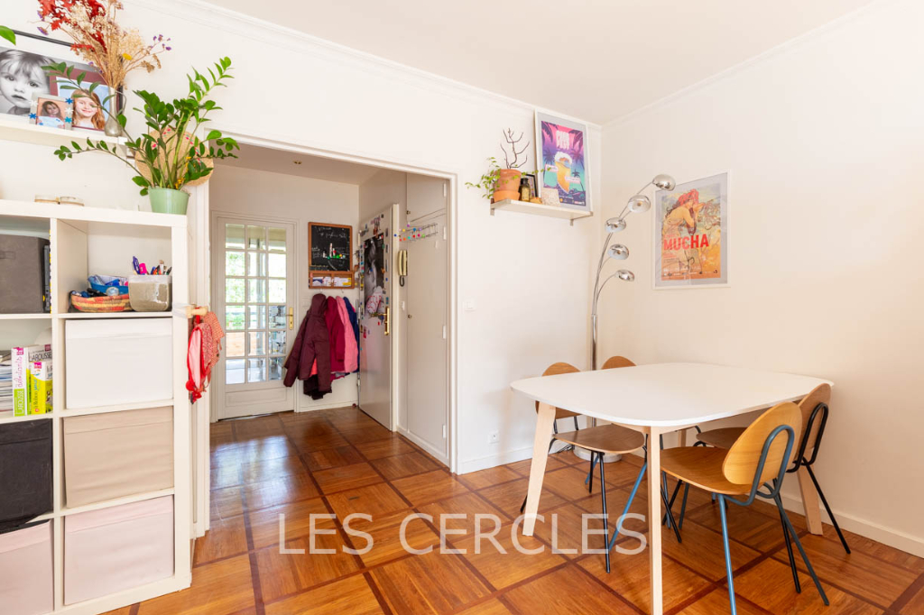 Agence les Cercles - Le Vésinet -  Appartement 3 pièces de 65 m²