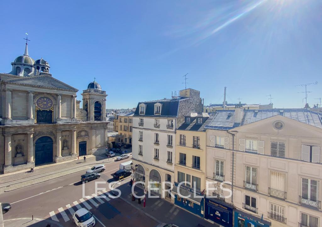 Agence immobilière Le Vésinet - Appartement 2 pièces de 54 m² - VERSAILLES