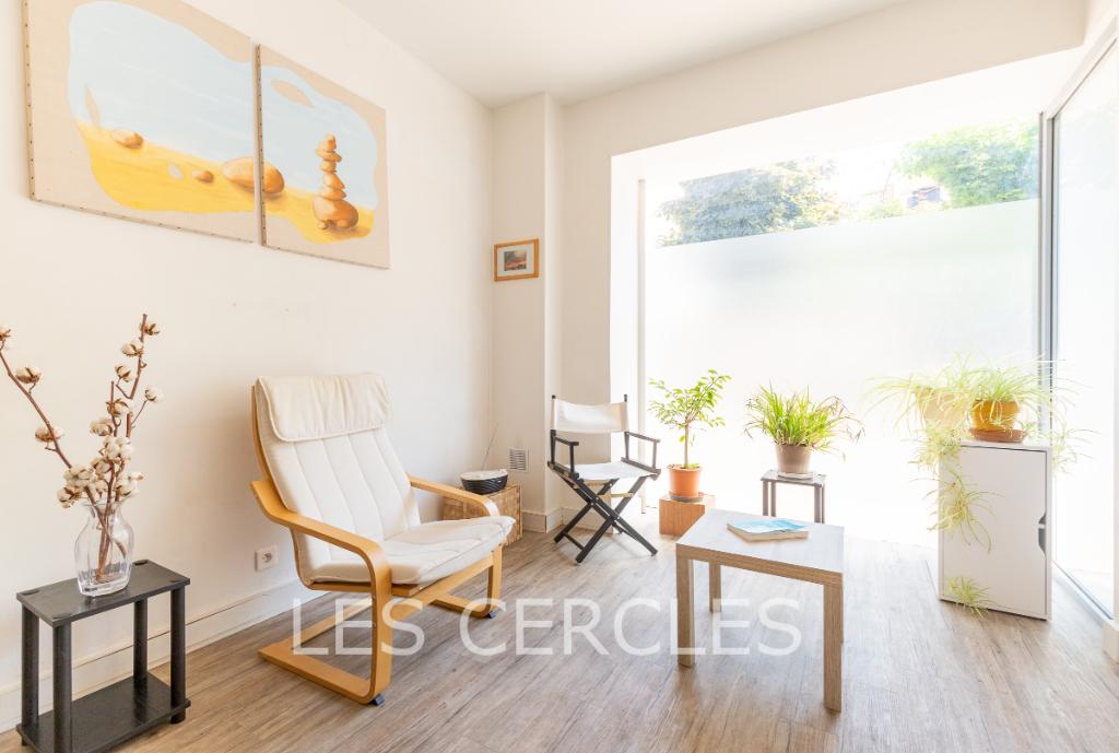 Agence les Cercles - Le Vésinet -  Local commercial  PMR de 38 m²