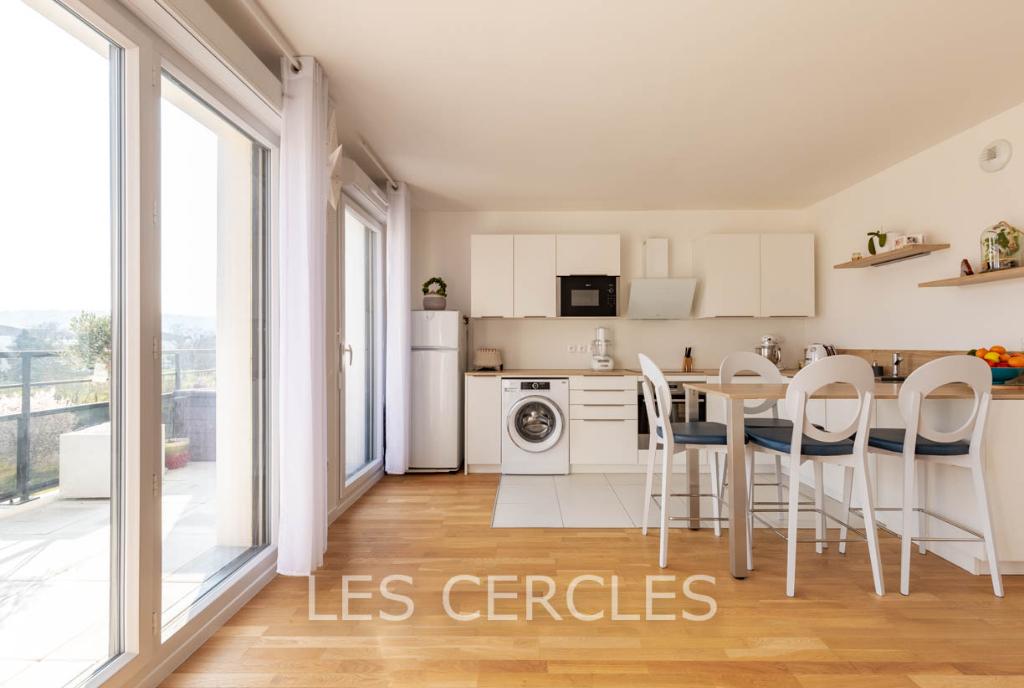 Agence immobilière Le Vésinet - Appartement Croissy-sur-seine 3 pièce(s) 63 m2 - CROISSY SUR SEINE