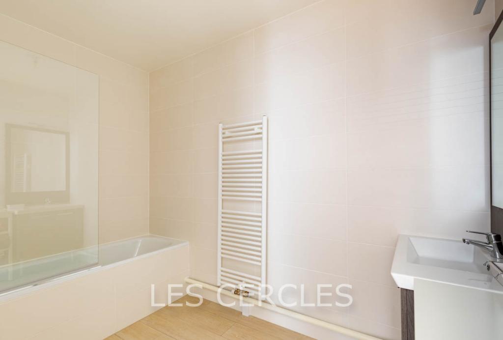 Agence les Cercles - Le Vésinet -  Appartement 3 pièces de 63 m²