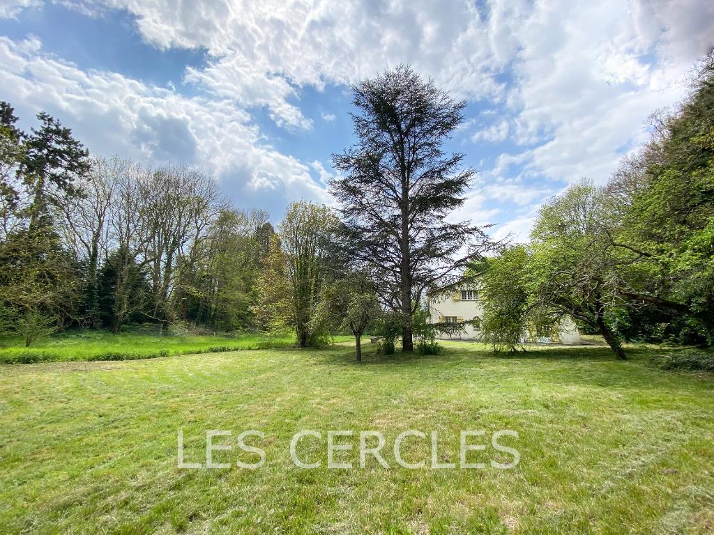 Agence les Cercles - Le Vésinet -  Maison Crespieres 7 pièces de 193 m²