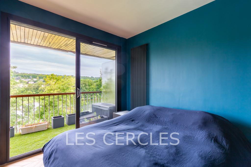 Agence les Cercles - Le Vésinet -  Appartement 2 pièces de 50 m²