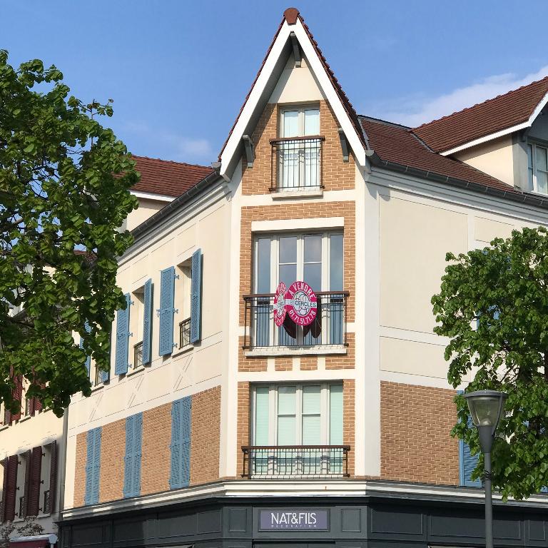 Agence immobilière Le Vésinet - Appartement 2 pièces de 47 m² - CROISSY SUR SEINE