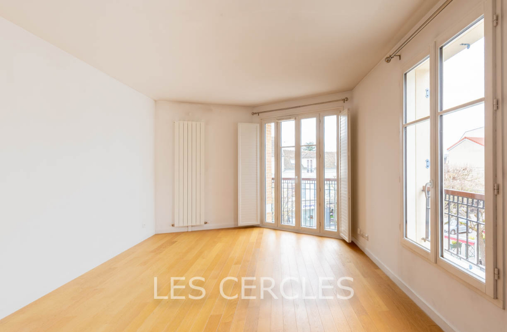 Agence les Cercles - Le Vésinet -  Appartement 2 pièces de 47 m²