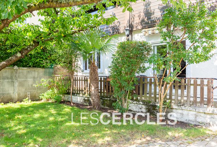 Agence immobilière Le Vésinet - Maison 6 pièces de 104 m² - MAISONS LAFFITTE