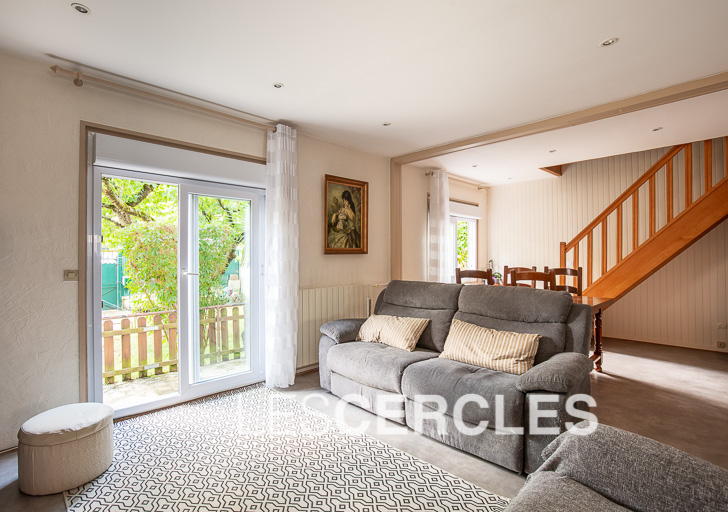 Agence les Cercles - Le Vésinet -  Maison 6 pièces de 104 m²