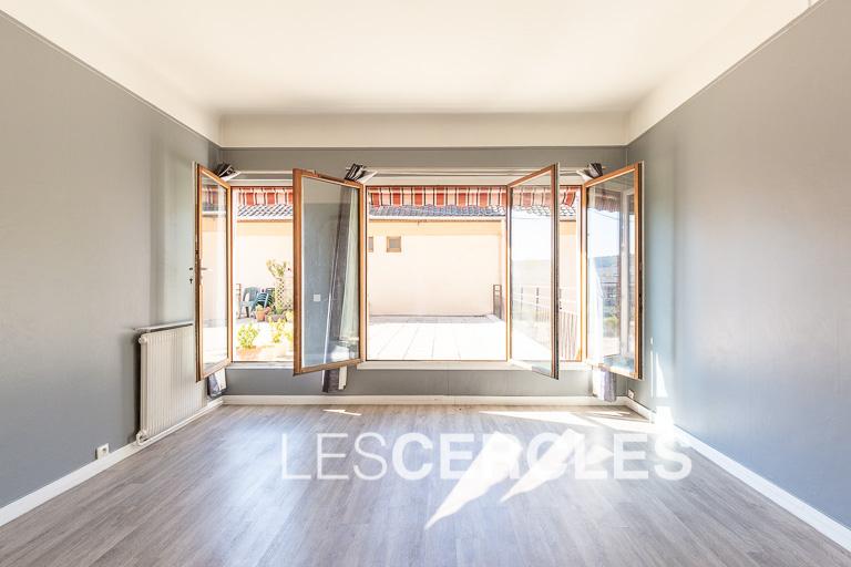 Agence les Cercles - Le Vésinet -  Appartement Chevreuse 3 pièce(s) 55.19 m2
