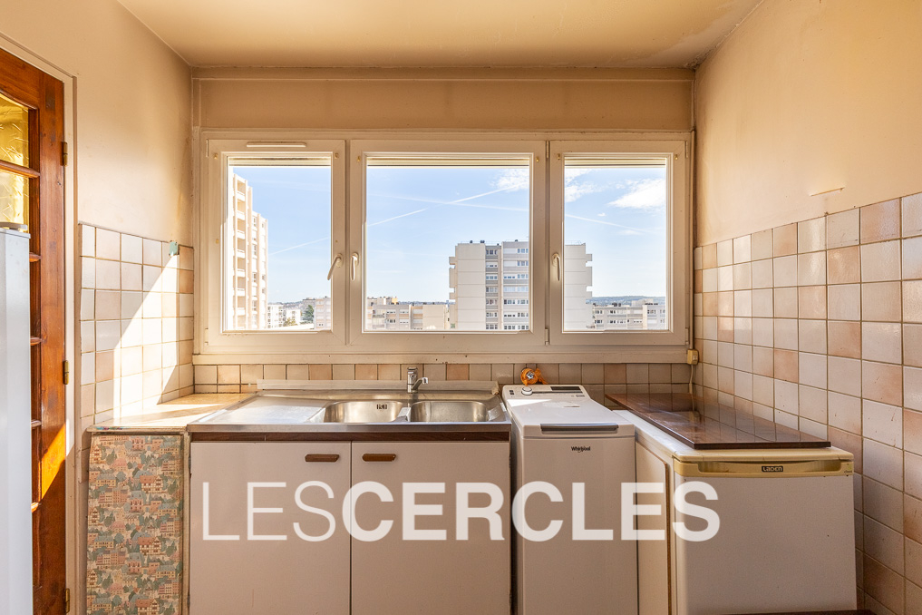 Agence les Cercles - Le Vésinet -  Appartement 4 pièces de 72 m²