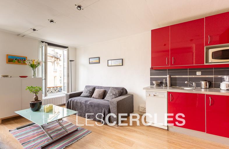 Agence immobilière Le Vésinet - Appartement 2 pièces de 41 m² - SAINT GERMAIN EN LAYE