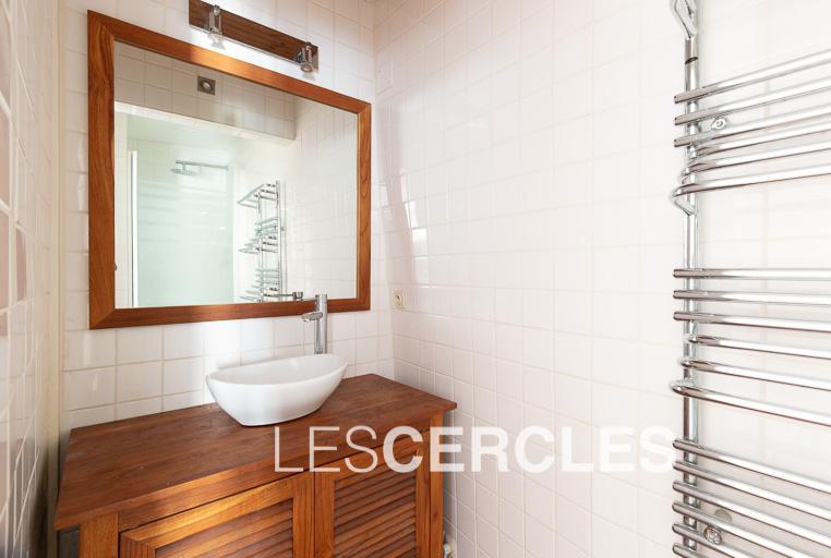 Agence les Cercles - Le Vésinet -  Appartement 2 pièces de 41 m²