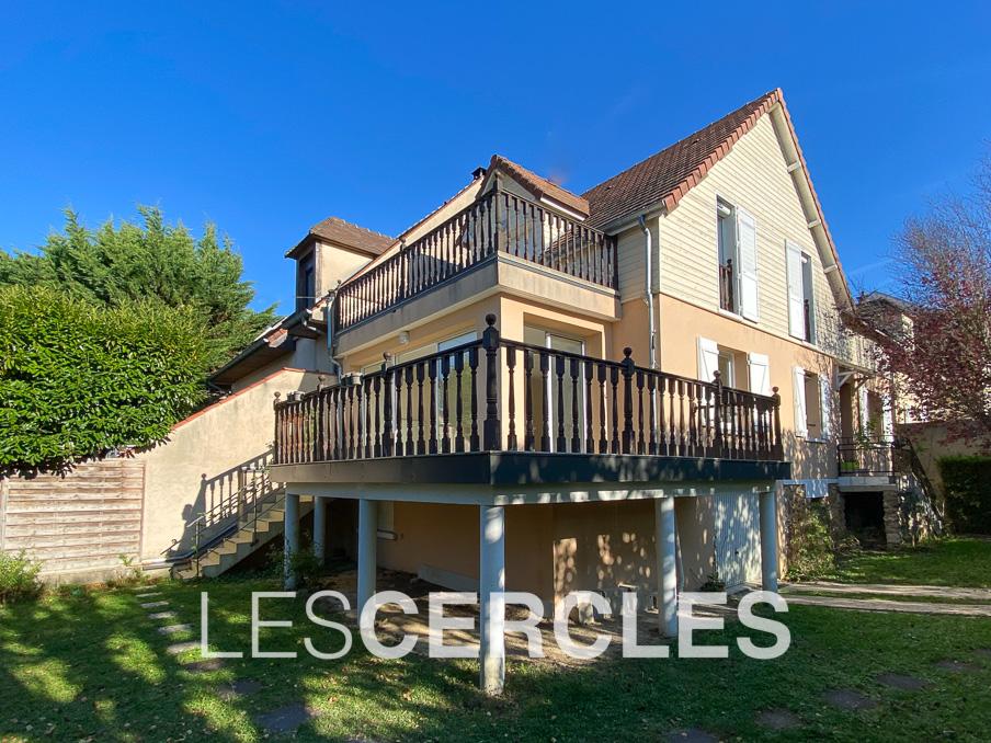 Agence immobilière Le Vésinet - Maison 6 pièces de 155 m² - MONTESSON