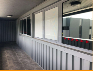 Location local commercial Baie mahault 3760€ HC - Photo 2