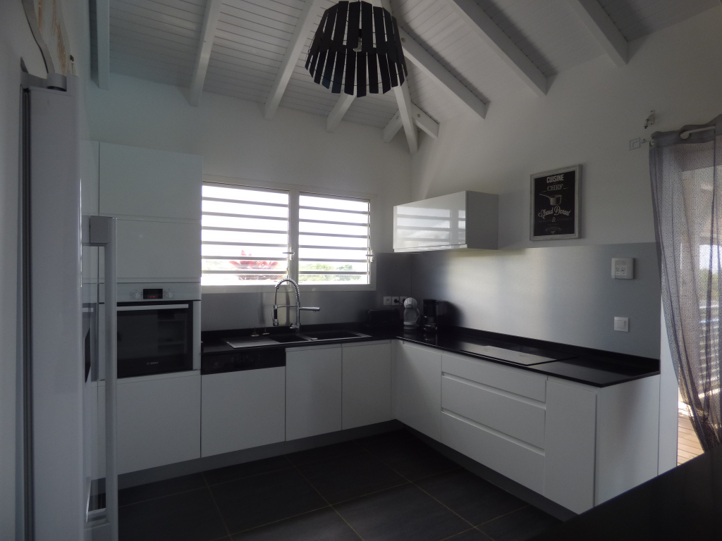 Vente maison / villa Saint francois 598000€ - Photo 4