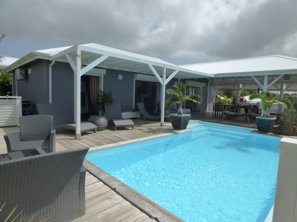 Vente maison / villa Saint francois 598000€ - Photo 6